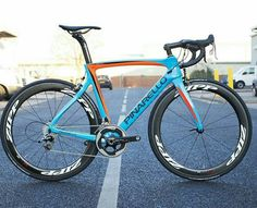 Dogma f8 Gulf Pinarello Dogma in Gulf racing colors na