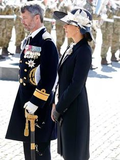 Crown Prince Frederik and Crown Princess Mary attended celebrations of Flag Day 2021 Denmark Royal Family, Danish Royal Family, Prince Frederick, Queen Margrethe Ii, Danish Royals, Royal Red, Crown Princess Mary, Queen Elizabeth Ii, Red Carpet Fashion