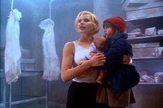 The Long Kiss Goodnight (1996), Lookback/