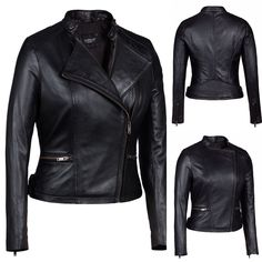 b907c135cd8 Lambskin Leather, Leather Jackets, Jackets For Women, Shops, Cardigan  Sweaters For Women, Women's Jackets, Tents, Retail, Leather Jacket. Corbani