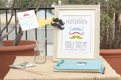 I LOVE this idea for a 1st birthday party. AND its my babies name, it's a sign :)