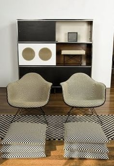 Black, white and taupe Modernism
