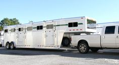 4-Star 5H HH with 2 side ramps on curb side, custom graphics  (800) 848-3095