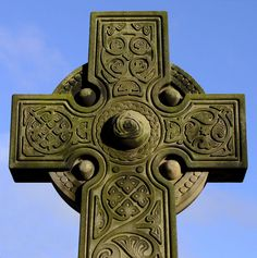 Croes Celtaidd / Celtic Cross