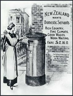 English immigrants were given assisted passages in the but economic depression from the early ended the scheme. It was not until the century that the New Zealand government once more set out to attract English people. Nz History, Local History, English People, Posters Uk, Visit New Zealand, City Library, Pipe Dream, Auckland