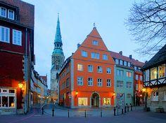 Altstadt Hannover von Joachim Hasche