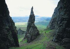Glenn Macintyre, Isle of Skye