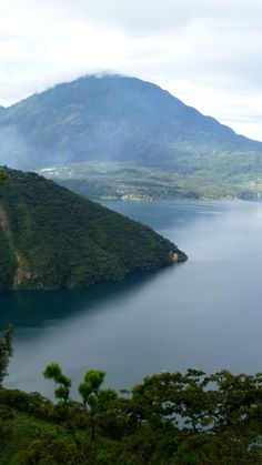 Breathtaking shot of Lake Atitlan, Guatemala. photo by John von Wodtke of Altiplano.
