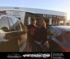 Congratulations Ben on your #BMW #X5 from Bob Tauber at Autos of Dallas!  https://deliverymaxx.com/DealerReviews.aspx?DealerCode=L575  #AutosofDallas