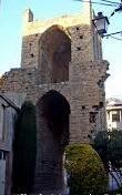 Portal de Sta. Caterina Interior Torroella de Montgrí