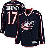 Brandon Dubinsky Blue Jackets Throwback Jersey