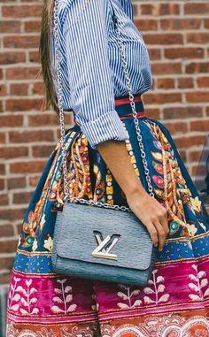 Louis Vuitton. @thecoveteur