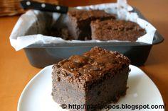 Samoa Food: Keke Koko - Koko Cake need to try this!