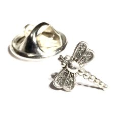 A personal favorite from my Etsy shop https://www.etsy.com/listing/260638038/silver-dragonfly-accessory-mens-tie-tack