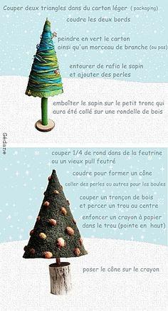 Last Minute Christmas Trees - Gedane