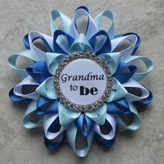 Grandma's corsage