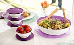 Allegra Bowls New Product, Breakfast, Ethnic Recipes, Food, Bowls, Plastic, Pretty, Ideas, Line