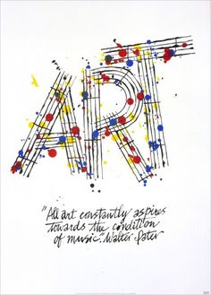 Alan Fletcher, graphic design, poster, typography- Simple yet colourful. Very effective. Typography Letters, Typography Design, Hand Lettering, Typography Inspiration, Design Inspiration, Design Ideas, Calligraphy For Beginners, Plakat Design, Royal College Of Art