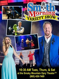Smith Morning Variety Show in Pigeon Forge