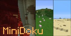 MiniDoku Resource Pack The Saga Continues - minecraft resource packs : This texture pack is a scaled down version of DokuCraft: The Saga Continues. ...  #resource #packs | http://niceminecraft.net/category/minecraft-resource-packs/