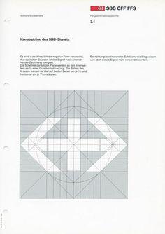 Fahrgastinformationssystem FIS-Schrift / Typografie