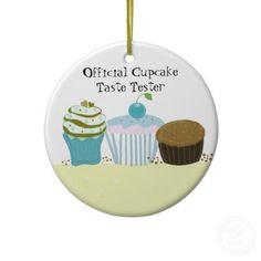 Cute cupcake ornament...