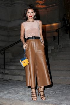 Miroslava Duma - Celebs at the Fendi Afterparty in Paris