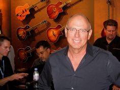 Bob Taylor @ Frankfurt Musikmesse 2011