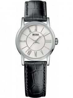 Hugo Boss Ladies Leather Strap Watch 1502243