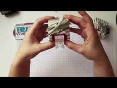 ▶ 12 Tage Weihnachten - Geschenkbox mit Envelope Punch Board - YouTube