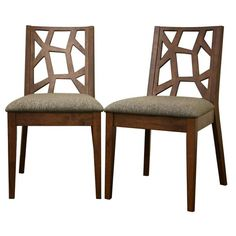 Jenifer Modern Dining Chairs (Set of 2) - Overstock™ Shopping - Great Deals on Baxton Studio Dining Chairs
