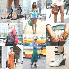 Fashion Week : Les looks street style des fashionistas new yorkaises #NFW #SS13