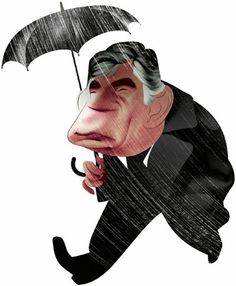 Gordon Brown by Andre Carrilho