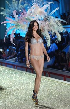 Pin for Later: This Year's Victoria's Secret Fantasy Bra Is Finally Here 2010: The Bombshell Fantasy Bra Adriana Lima's second Fantasy Bra clocked in at $7 million —that's $2 million more than her first style!