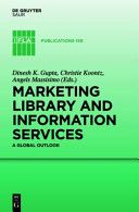 Marketing Library and Information Services