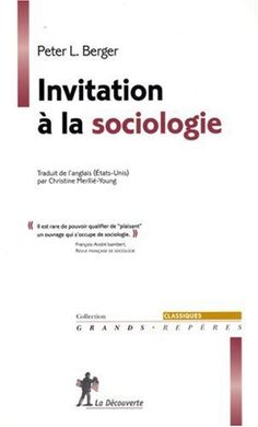 Peter Berger Invitation To Sociology is best invitation template