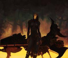Dark Eldar Reaver by Beckjann on DeviantArt