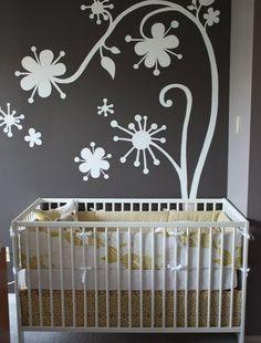 Grey Baby room