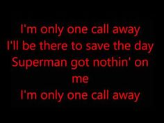 Charlie Puth - One call away - lyrics - YouTube