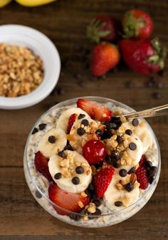 I'm always trying to figure out a way to get more healthy foods into our diet. Sometimes, I have to be creative with what I call things – like with these Banana Split Overnight Oats. Obviously, oatmeal doesn't taste like ice cream, but these oats are pretty rich and cream. And when they're topped with …