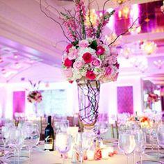 arreglos florales para boda altos - Buscar con Google