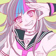 Ibuki Mioda【Dangan Ronpa】