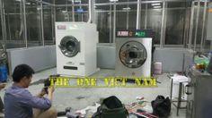 Cung cấp Máy giặt là công nghiệp, khách sạn, bệnh viện, resort, Hotel, spa, tốt giá rẻ – Giá bán máy giặt công nghiệp Korea