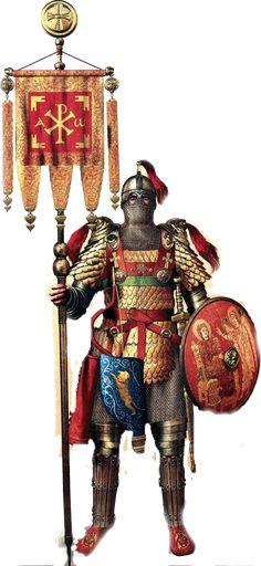 Heavy Cavalry Kit, Eastern Roman / Byzantine