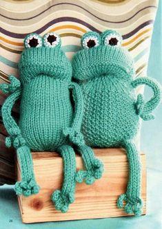 Кукляндия: Веселые лягушата