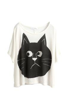 Cat Shirt<3