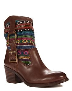 If I've ever needed anything in my life it's these boots right here. Yessirreee