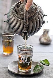 Morrocon mint tea ❤