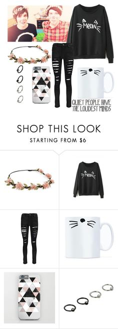 """no more tears, no more crying"" by llmargaretll ❤ liked on Polyvore featuring Boohoo, women's clothing, women's fashion, women, female, woman, misses and juniors"