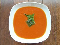 How to Make Fresh Tomato Soup